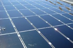 Impianto Fotovoltaico complanare alla falda del tetto di capannone industriale 218KWp