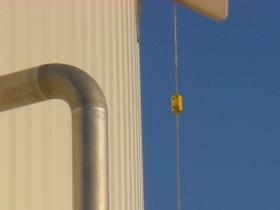 Impianto Biogas - Indicatore Lipp quantità Biogas